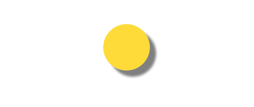 Demo of rounded shadow