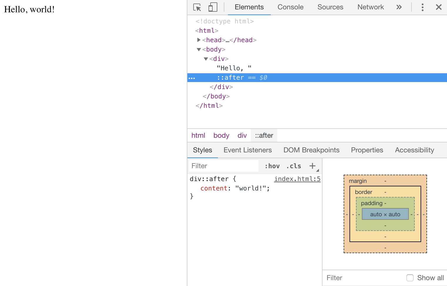 Pseudo-element-in-devtools-inspector